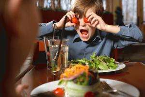 L'educazione alimentare per grandi e piccini
