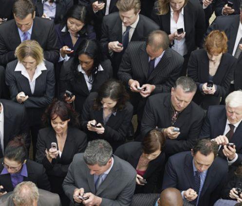 """I """"non"""" social network"""